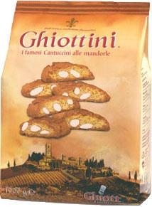 Mandelgebäck - Ghiott Ghiottini Cantucci
